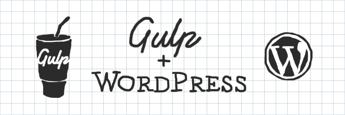 Theme WordPress + Gulp