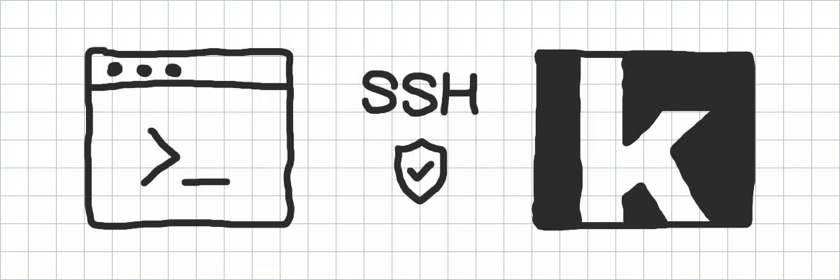 Se connecter en SSH sur hébergement web Infomaniak