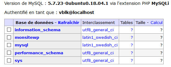 Adminer utf8